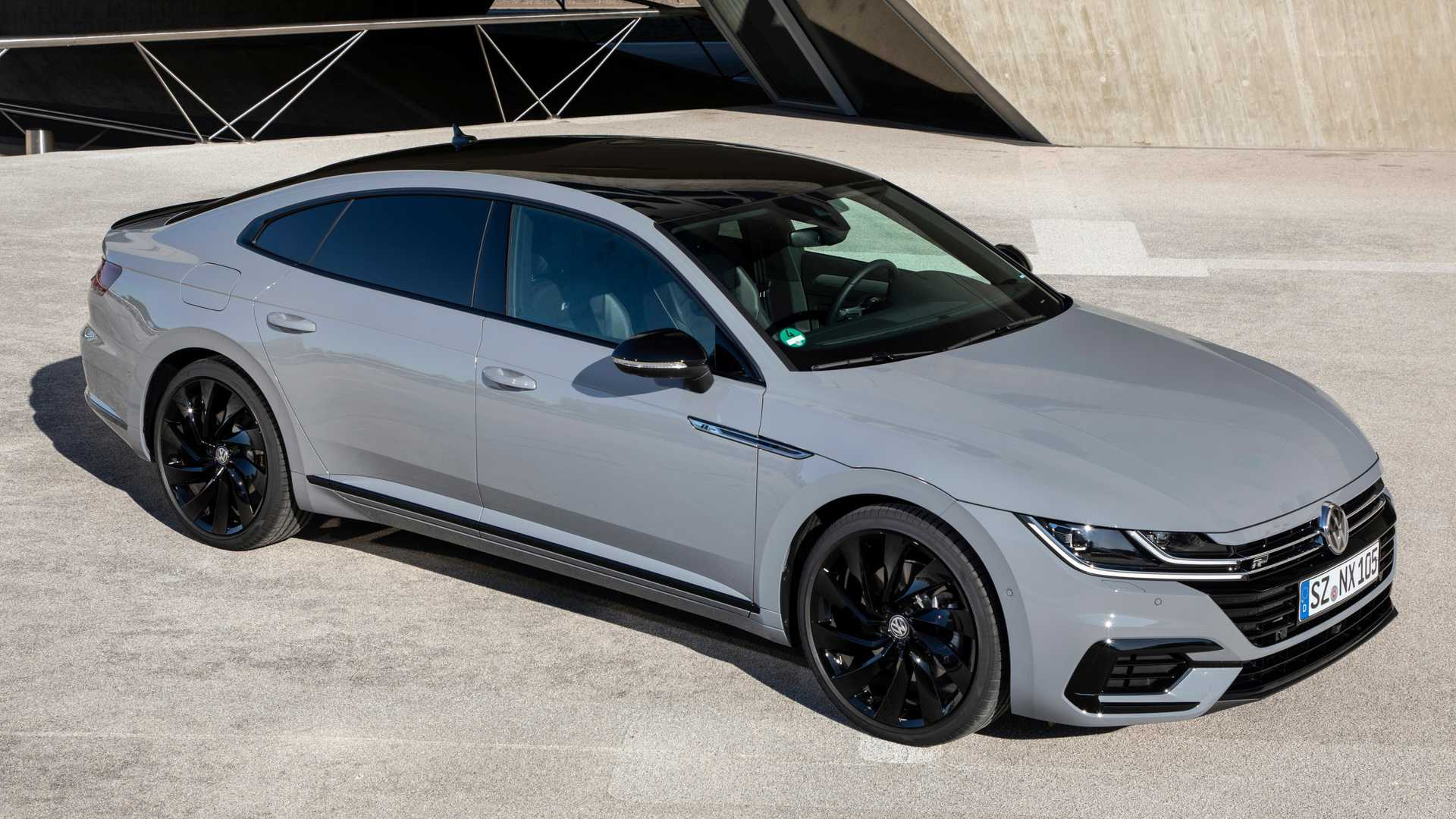 The VW Arteon R Is The Newest Hot Sedan From Germany To Land On American Shores