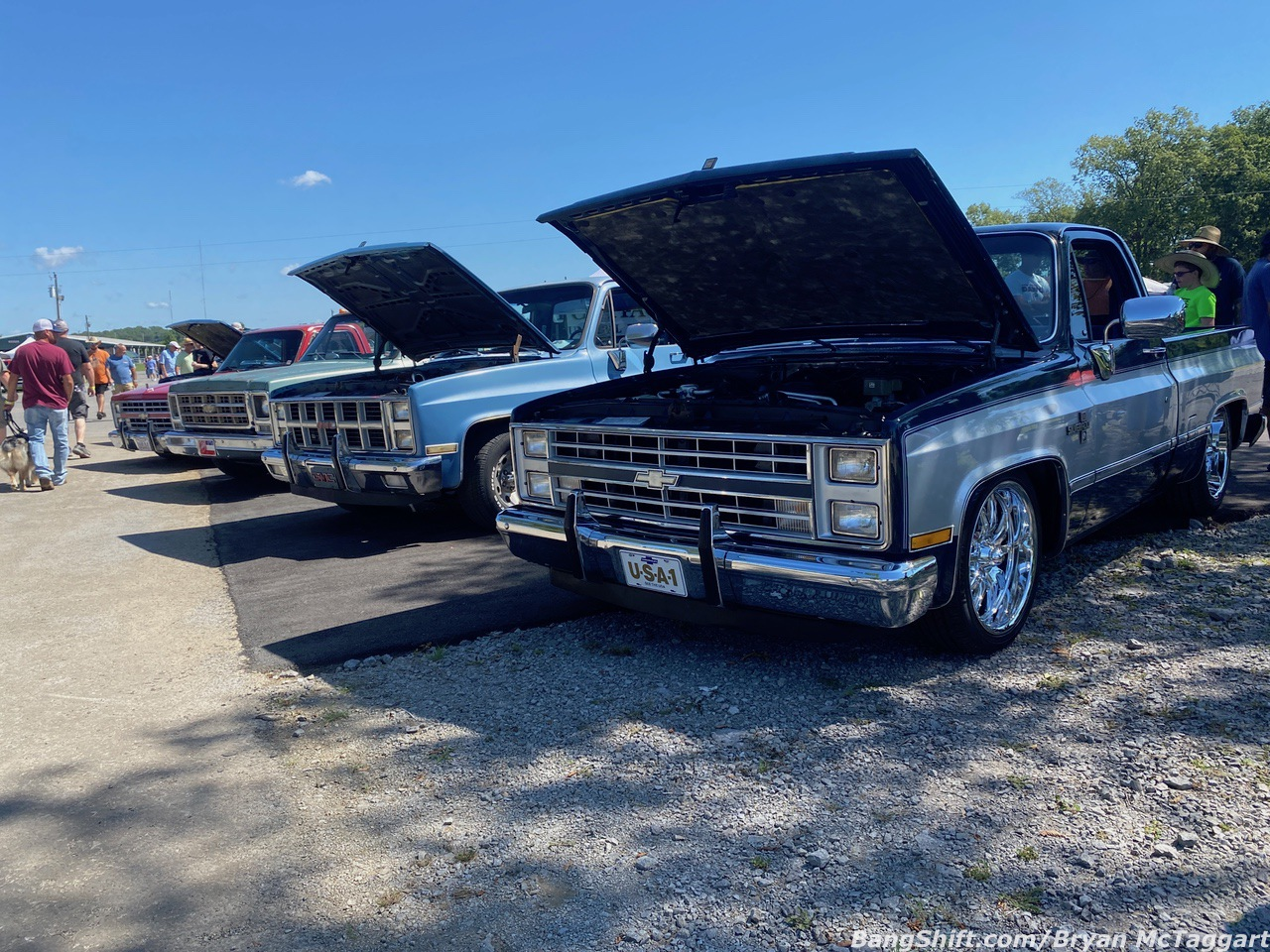2020 Southeastern Chevy/GMC Truck Nationals: Square Bodies In The Sunshine