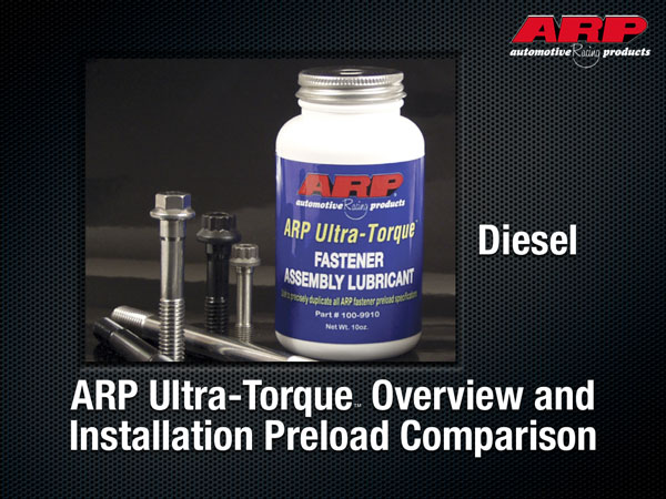 Using The Wrong Lube Hurts! Here Is The Straight Truth On What To Use To Properly Torque Your Fasteners