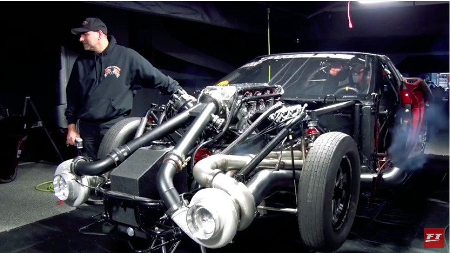 American Bad Ass: The Story Behind The Story Of Andrew Alepa's Corvette Making More Than 5,200hp On The Hub Dyno