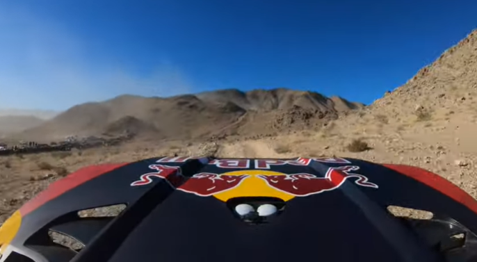 Off Road Action To The Next Level! Watch The Qualifying Loop At King Of The Hammers From Inside Bryce Menzies Truck!