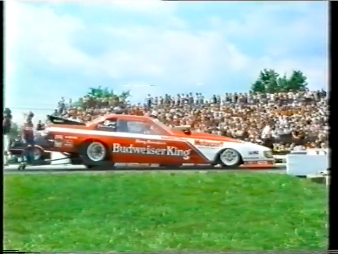 Awesome Watch: This 1980s Drag Racing Documentary Centers Around Kenny Bernstein And It Rules