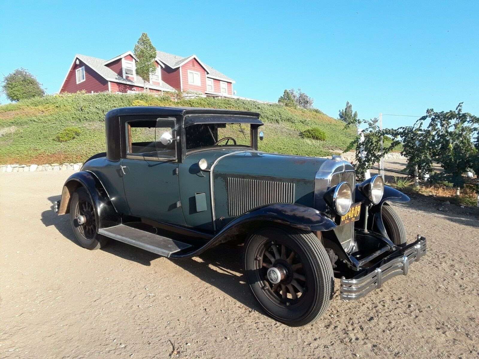 Beautiful Buick: This 1929 Buick Business Coupe Has Been In California Its Whole Life And Is Pretty Incredible
