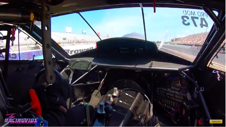Double Duty Video: Chad Green Raced Nitro Funny Car and Pro Mod At Indy – Live The Weekend From The Inside Out!
