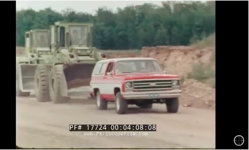Great Video: This 1979 GM Promotional Film Shows Off The Blazer, Medium Duty Trucks, and Vans, Man!