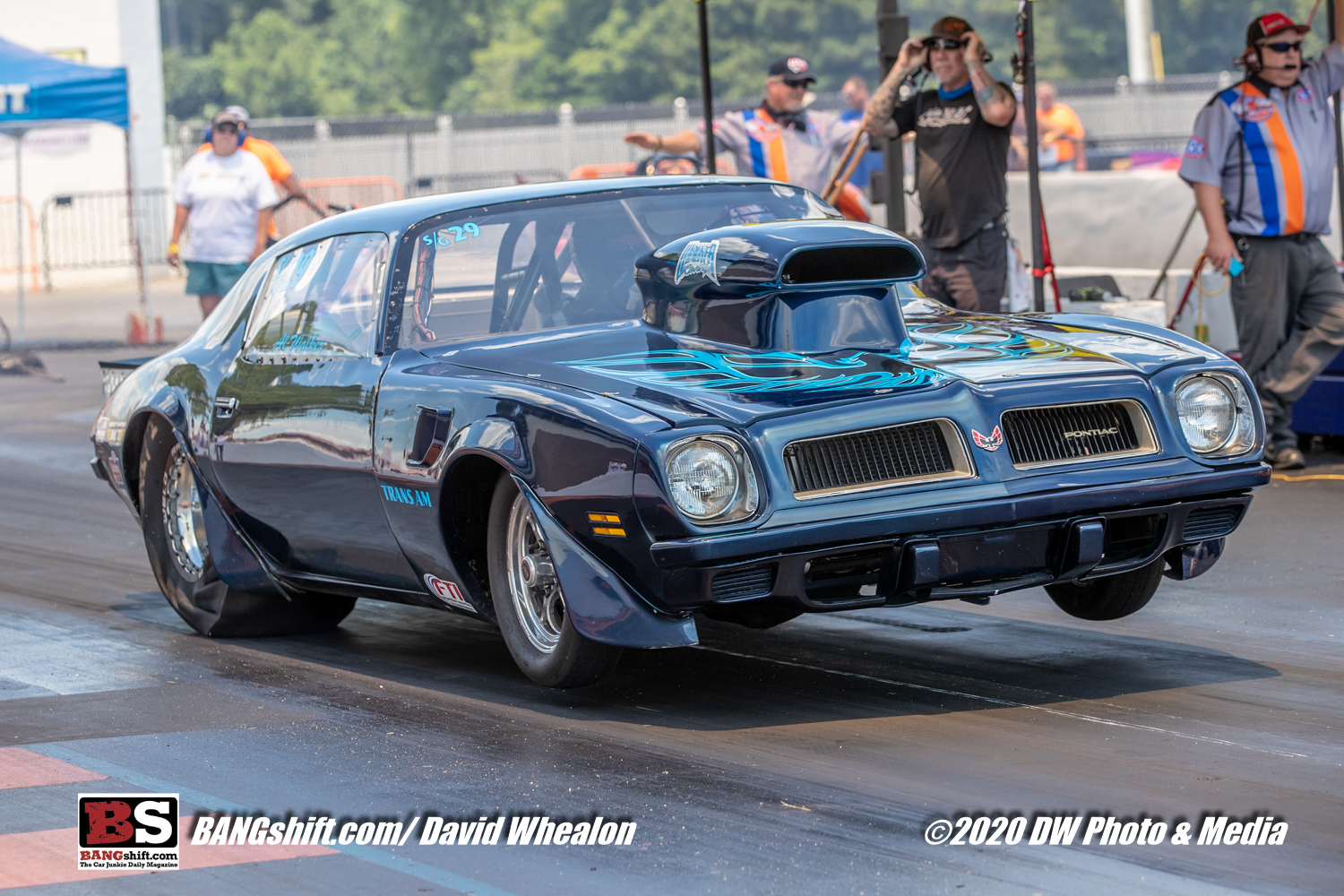 Wheels Up Fun: Check Out The Flying Front Ends From The Recent NHRA Division 2 Lucas Oil Race At GALOT Motorsports Park