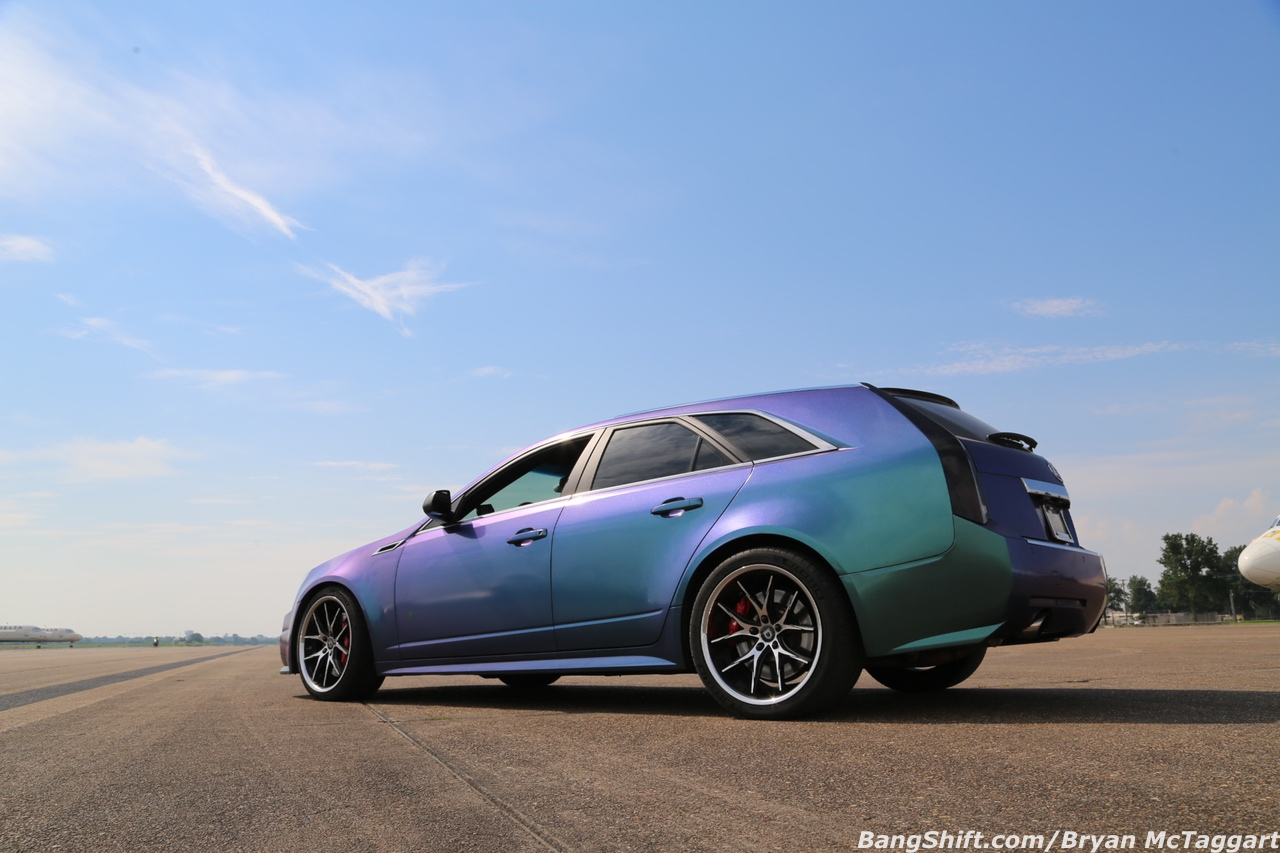Best of 2020: Devin Taylor's 2014 Cadillac CTS-V Wagon