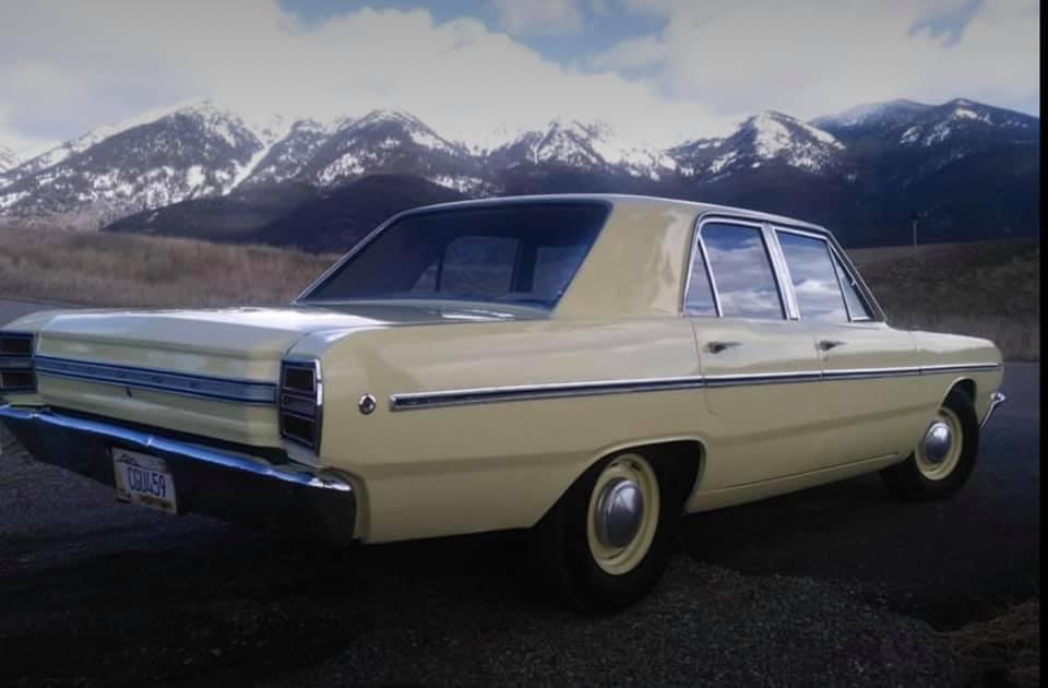 Rough Start: 1968 Dodge Dart Sedan – The Yellow Brick Road To Fun