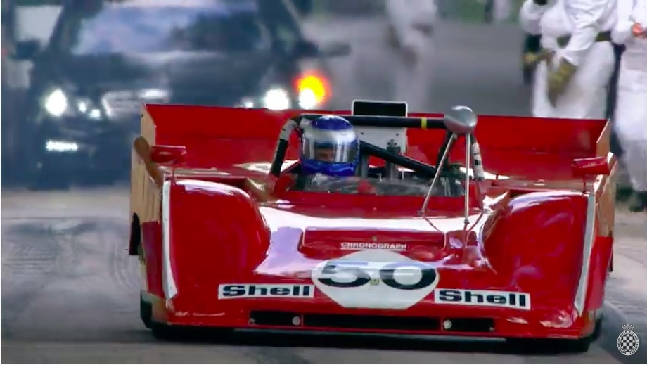 Watch A Beautiful Failure Run Up The Hill At Goodwood – The Ferrari 712 Can-Am Car Was A Light Hitting Legend