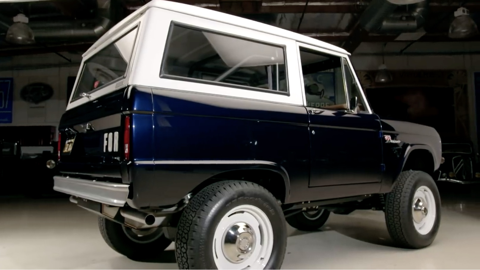 BangShift Question Of The Day: What Is Your Hope For The 2021 Ford Bronco?