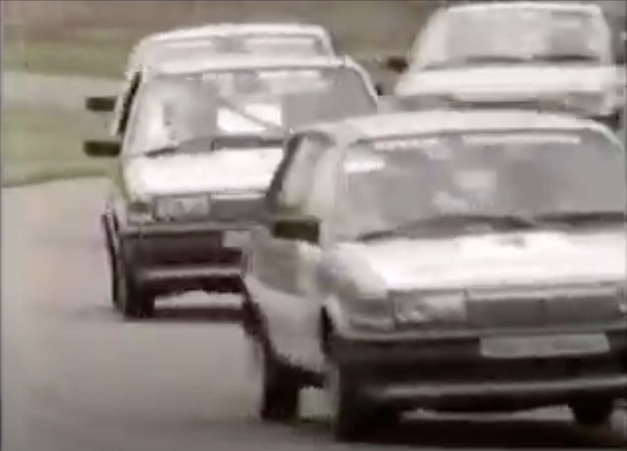Classic YouTube: The 1983 MG Maestro Challenge, Where 110 Horsepower Was Plenty