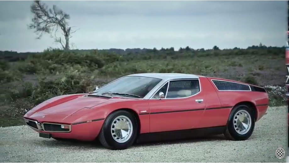 Fun Video: The Best Supercars Of Th 1970s…That Are Not The Lamborghini Countach!