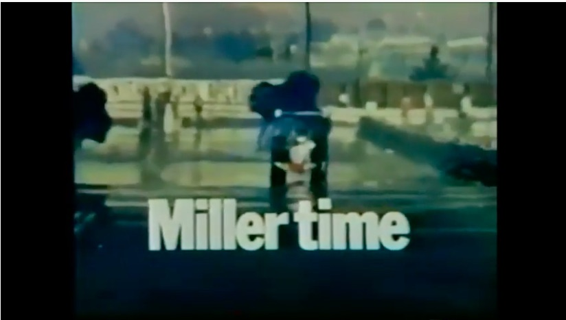 Thirsty Friday: Check Out This Miller Beer Ad From 1974 Featuring Tom McEwen's Top Fuel Dragster