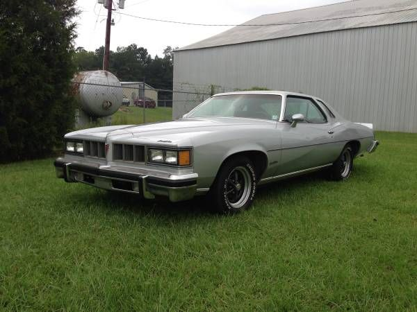 Dare To Be Awesomely Different: This 1976 Pontiac Grand LeMans Has Looks, Power, and Personality