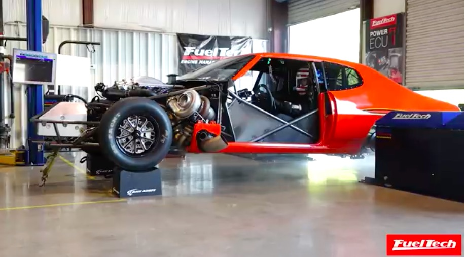 Brand Loyal: Tommy Youman's Twin Turbo GTO Judge Has A Billet Pontiac Engine And It Is Ready To Take On The World – Video