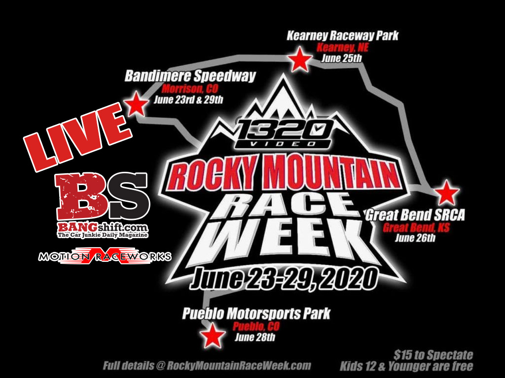 If You Missed Rocky Mountain Race Week, Here Are Replays Of All Five Race Days!