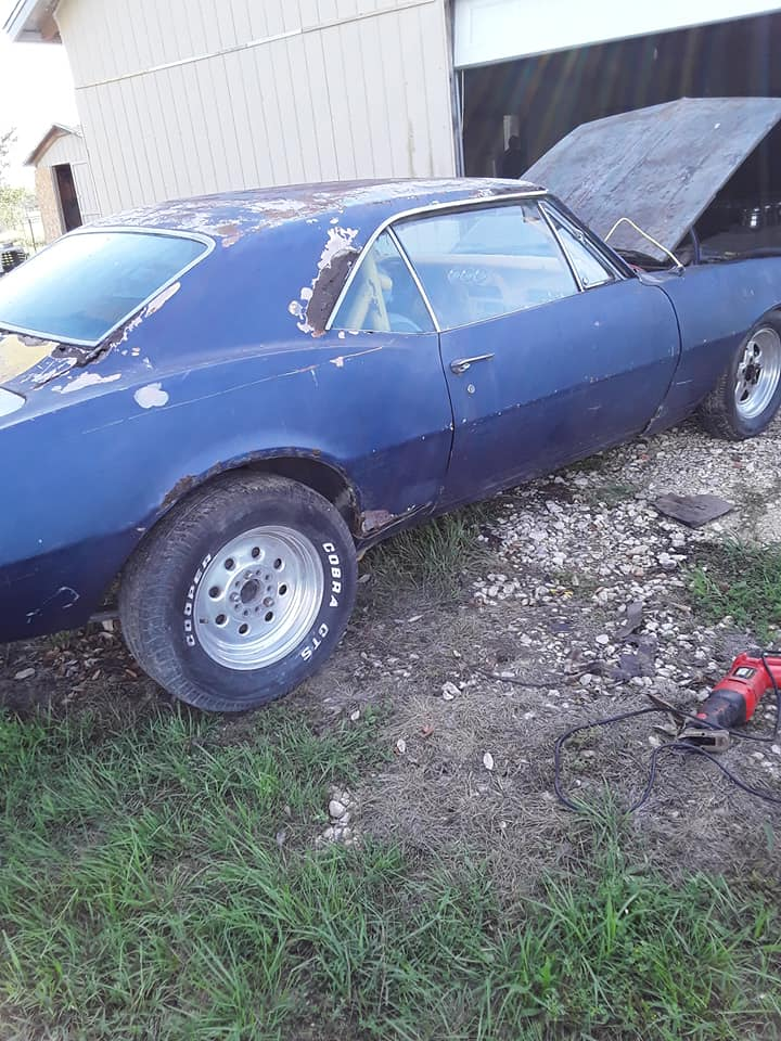 What Kind Of Crack Do You Have To Smoke To Think This 1967 Camaro Is Worth $5,500?