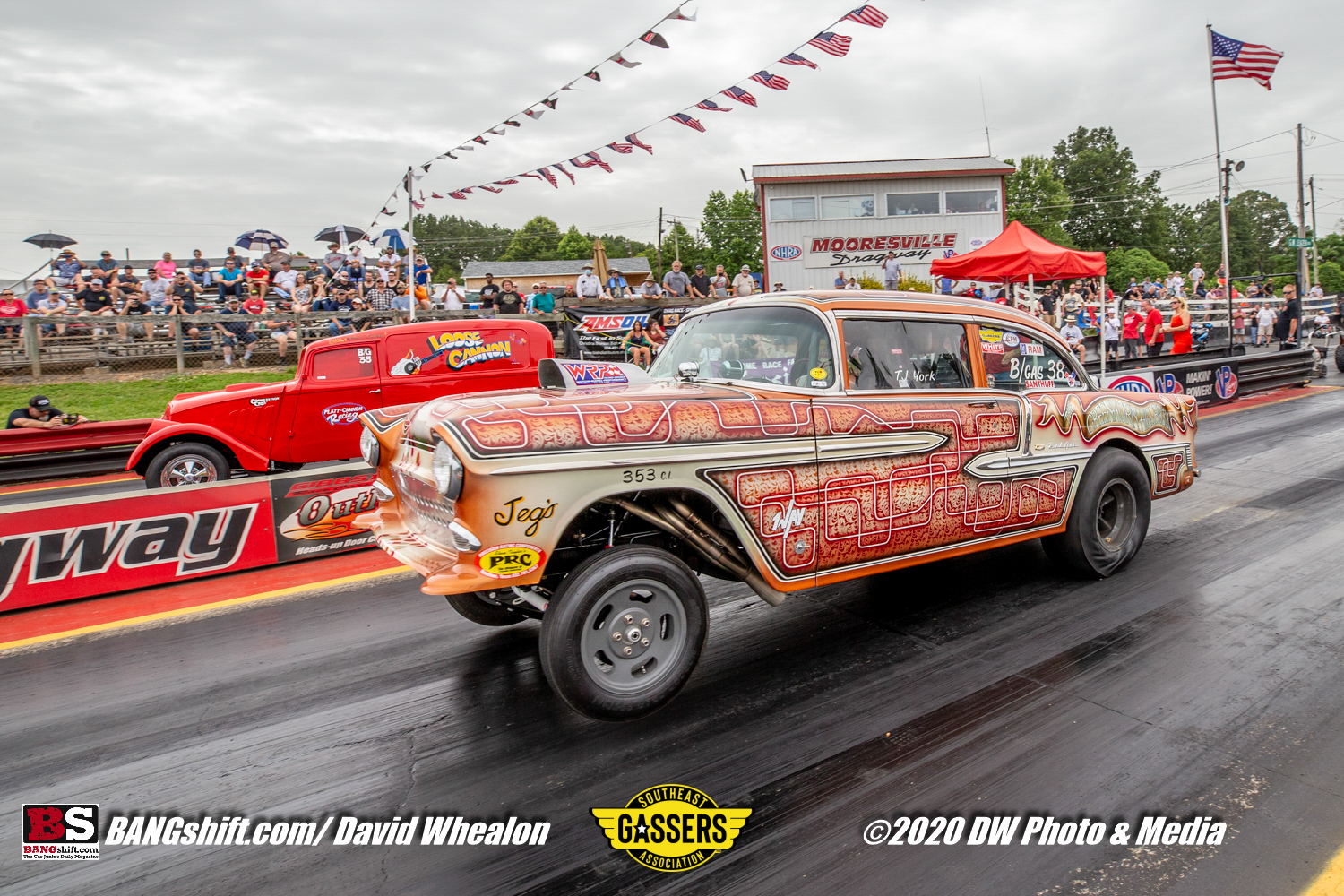 Southeast Gassers Action Photos: Mooresville Dragway Was Gasser Ground Zero and We Were There!