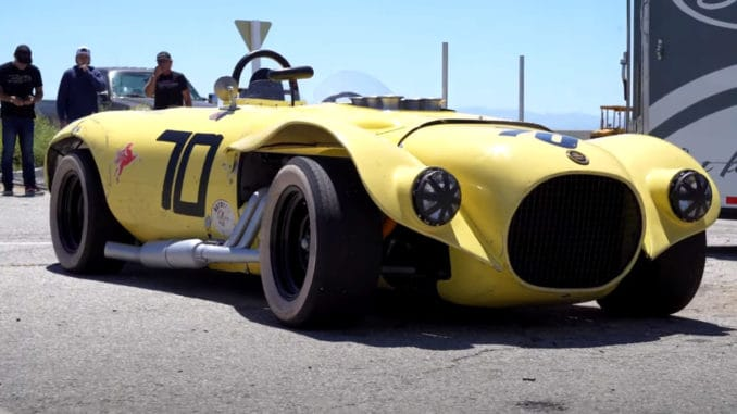 Old Yeller: The Junkyard Build That Inspired Carroll Shelby