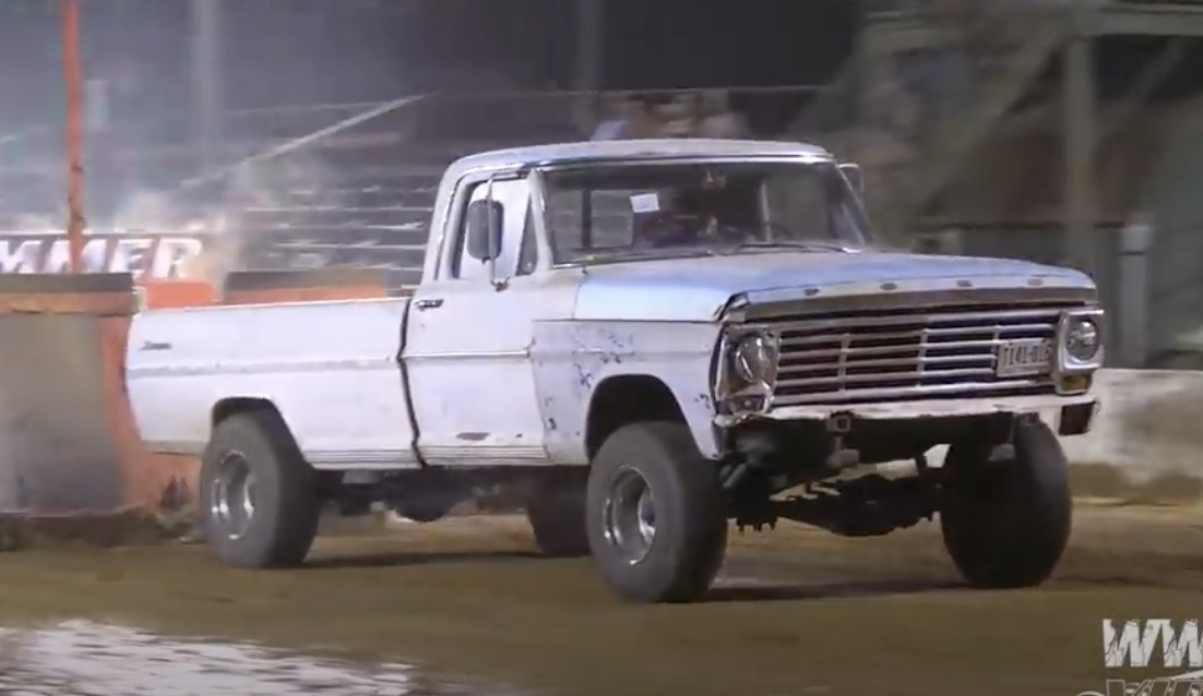 4WD To Front Wheel Drive In A Snap: Street Gas 4×4 Trucks At Berryville