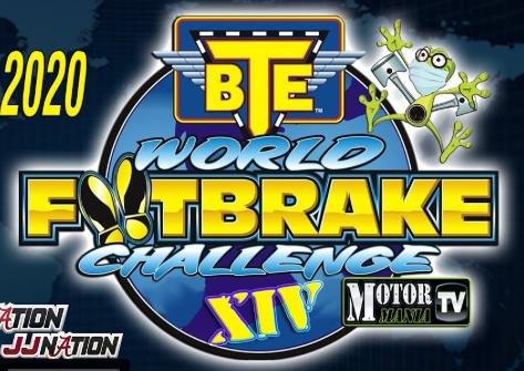 Big Money Footbrake Only Drag Racing From The BTE World Footbrake Challenge In Bristol!