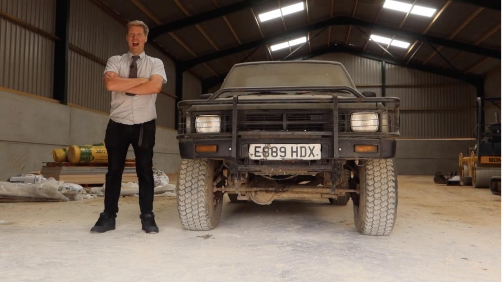 The Maniac's Truck: Go In-Depth Into Colin Furze's 1988 Toyota!