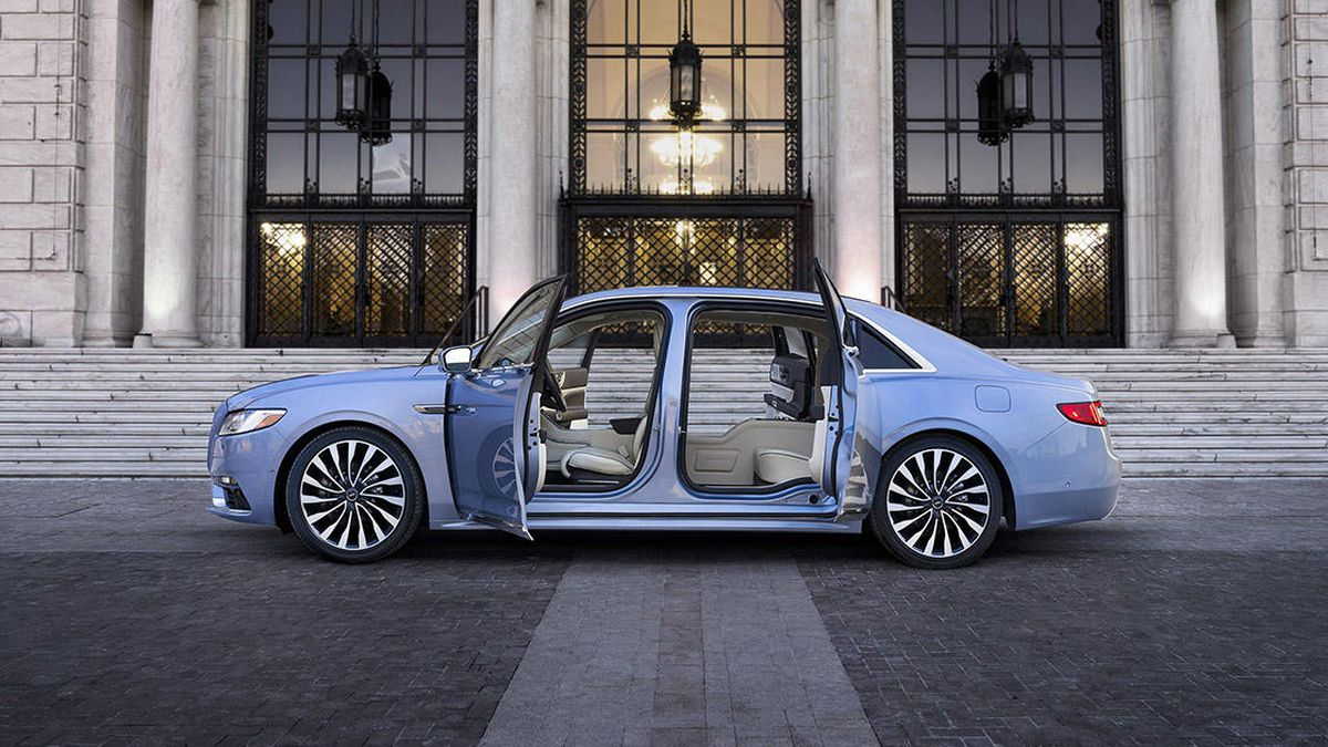 The Lincoln Continental, America's Favorite Luxury Sedan, Reaches The End of The Line (Again)