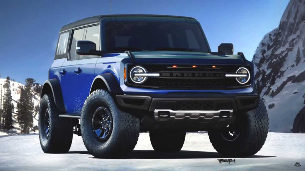 What's It Going To Be? We Take Some Guesses At What The Raptor Version Of The Ford  Bronco Could End Up Like