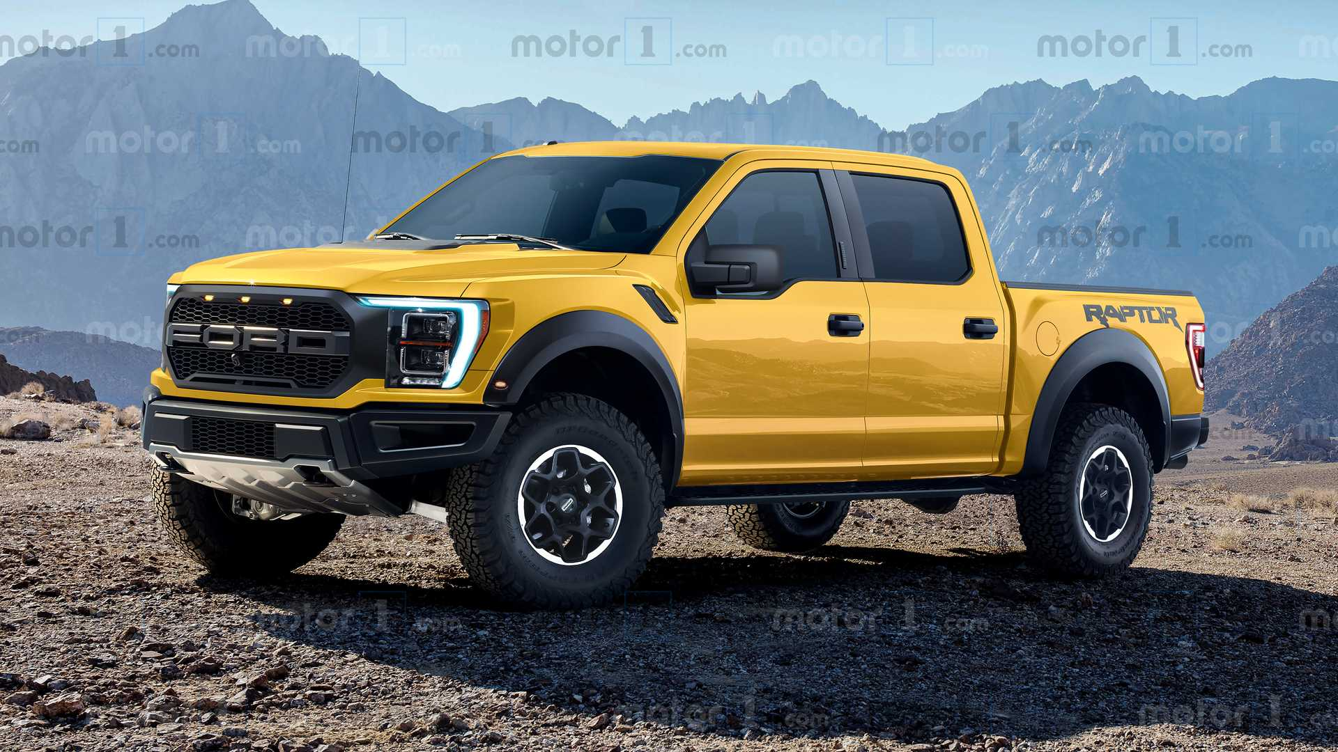 Raptor Rivals: The New F-150 Will Bring A New Version Of Ford's Off-Roader, But Who Else is Showing Up?