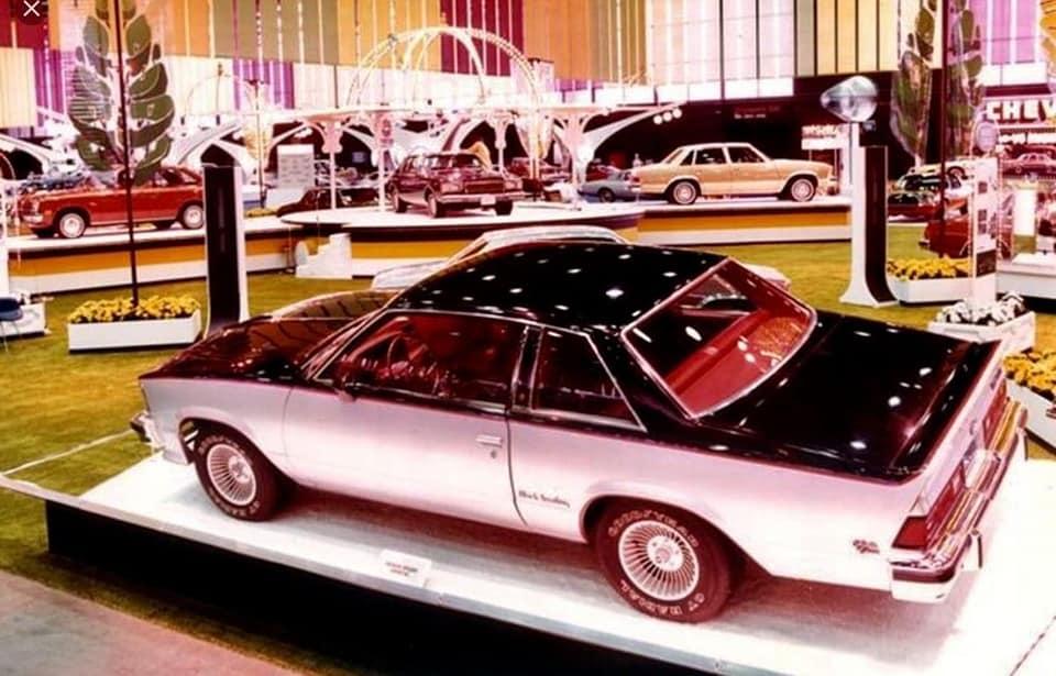 "Random Car Review: 1978 Chevrolet Malibu Classic ""Black Sterling"" Concept"