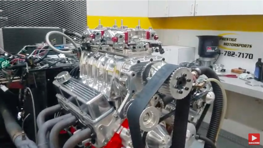 Short Stack Torque Maker: This Blown 400ci Small Block Chevy Makes 681hp and All The Twist