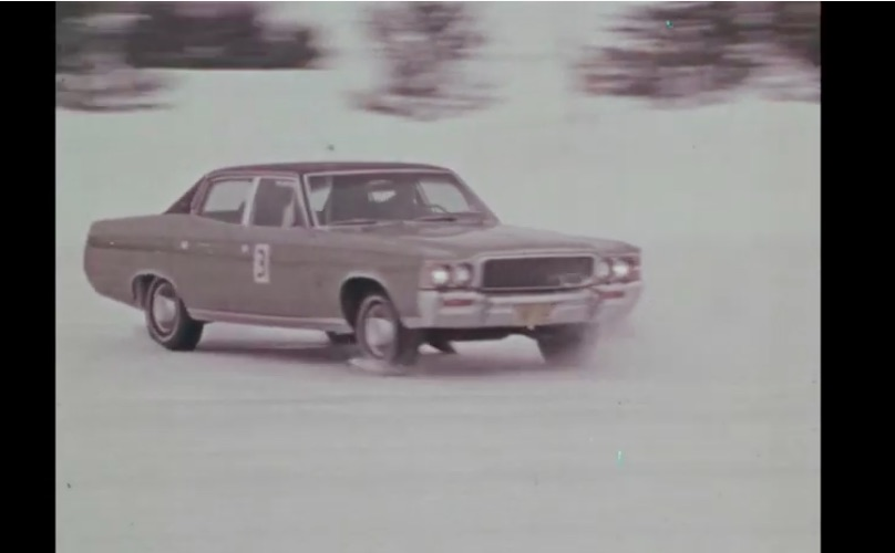 In 1971 This Public Service Announcement From The Auto Manufacturers Taught You How To Drive On Snow And Ice
