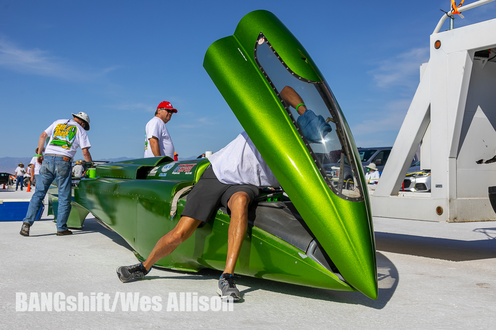 We Hit The Starting Line At Bonneville Speed Week 2020! Action Starts Right Here!