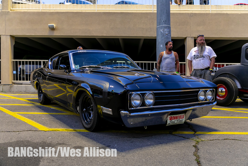 Bonneville Speed Week 2020: Night Two At The Nugget's Parking Lot