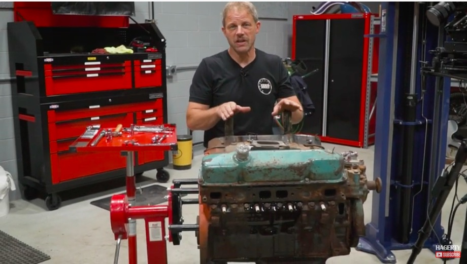 Hagerty Redline Rebuild Time: Davin Pulls Down A Mystery 440 Destined For A Project Car