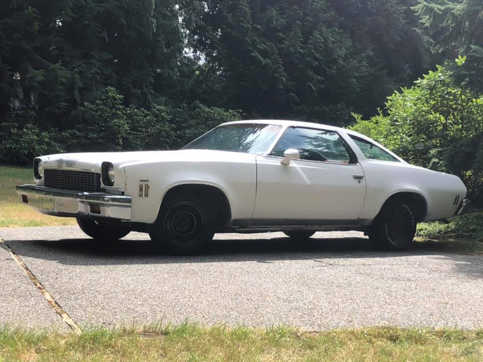 Rough Start: 1973 Chevrolet Chevelle That Looks Very Familiar To One Of Us…