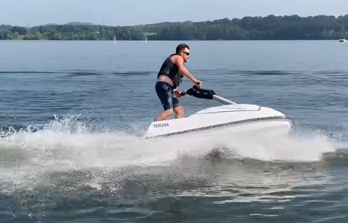 Finnegan Speed Tests Three Stand Up Jet Skis To See If The New 2021 Yamaha Super Jet Is As Fast As It Looks