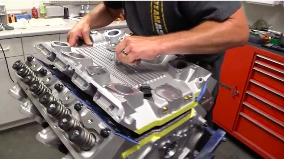 Fantastic FE Video: Watch A 482ci All-Aluminum Ford FE Big Block Get Built From Beginning To End
