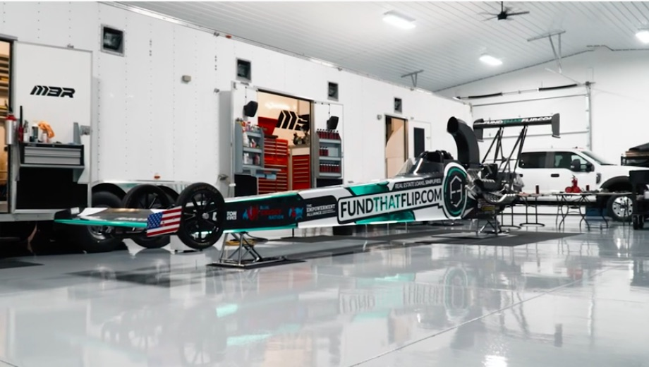 The Boys Are Back: Michalek Brother Racing Teams With Fund That Flip, Prepares To Burn Nitro At NHRA US Nationals!