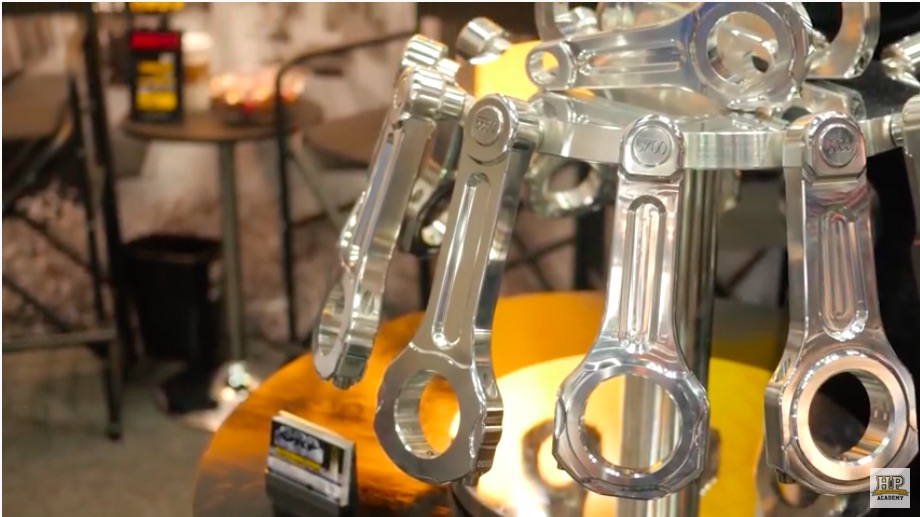 Tech Talk: Talking Aluminum Connecting Rod Pros and Cons With GRP Connecting Rods