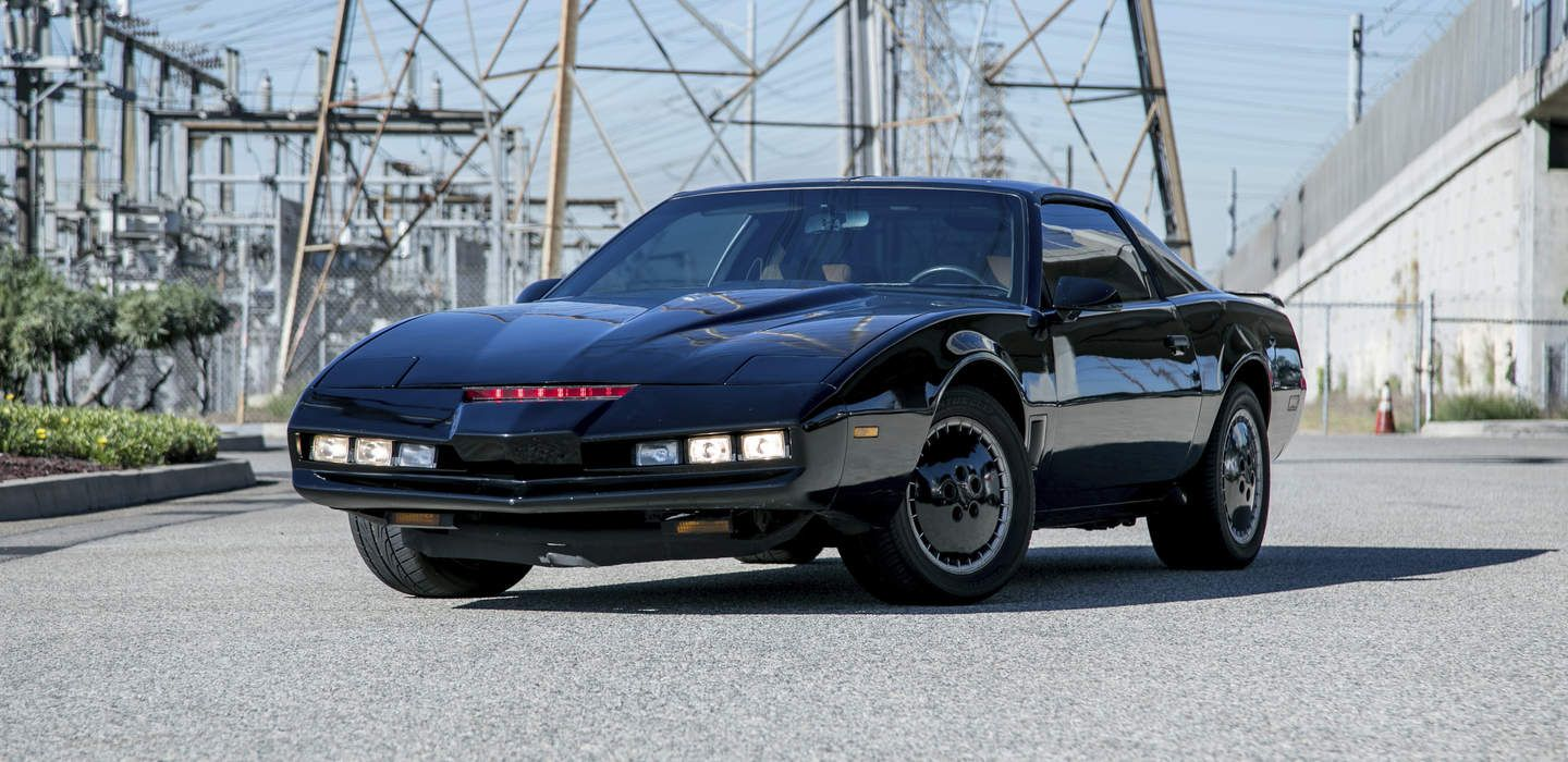 """Unhinged: A """"Knight Rider"""" Reboot? Somebody Needs To Be Rebooted."""