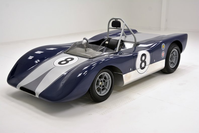 Vintage And Vivacious: This 1964 LeGrand Mark II Sports Racer Has Been Restored And Now It's Time To Race It!
