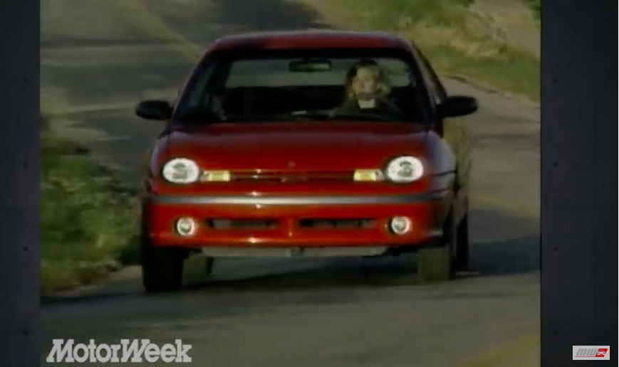 A Quick, Happy Little Car: This 1995 Profile Of The New Dodge Neon Is Awesome – These Things Were Fun!