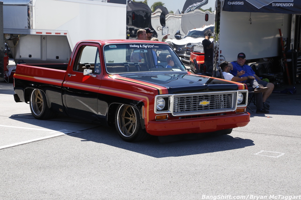 Pro-Touring Truck Shootout 2020: Corner Gripping And Ripping
