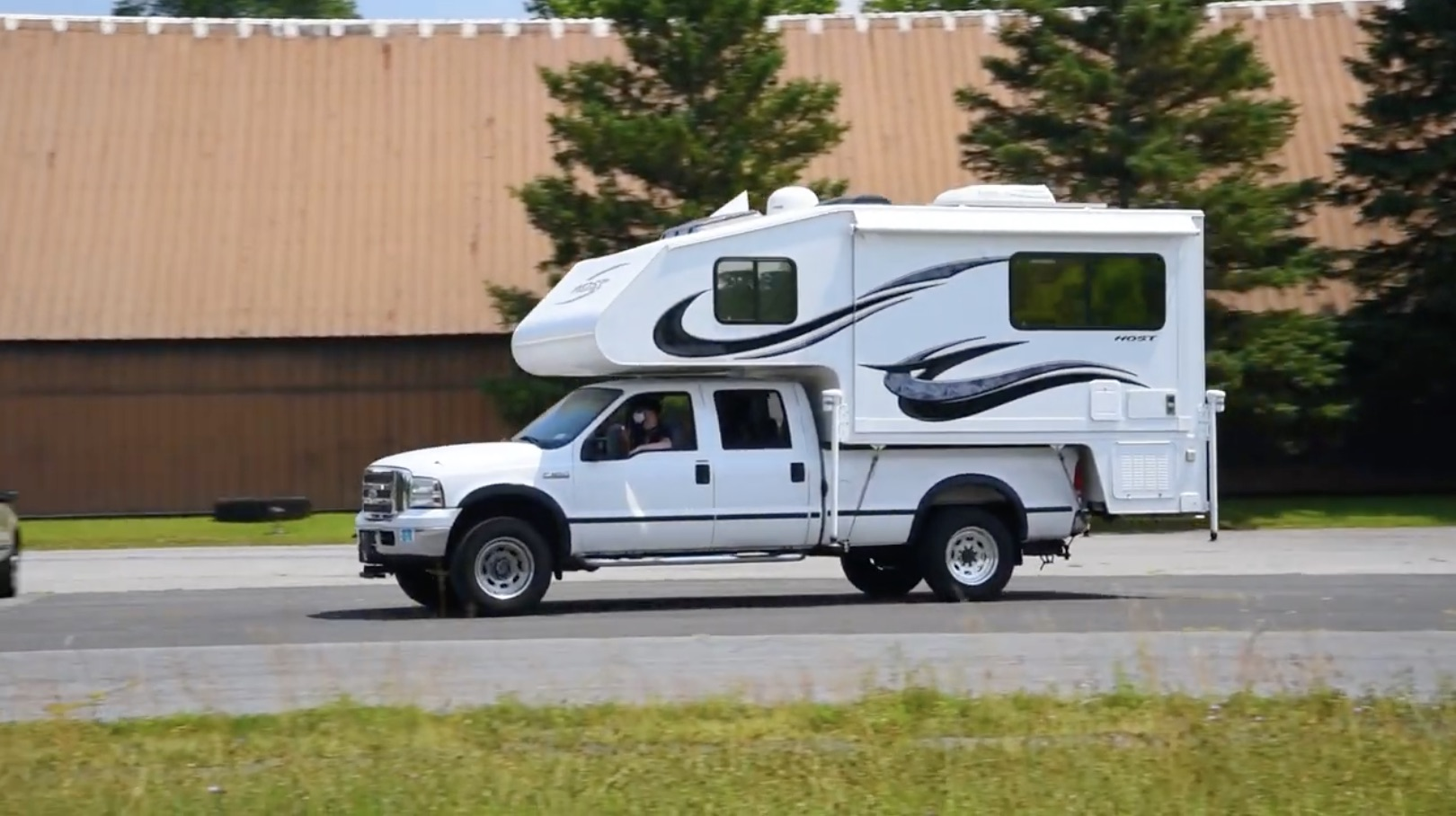 Great Escape: What Living With A Slide-In Camper Is Like In A Nutshell