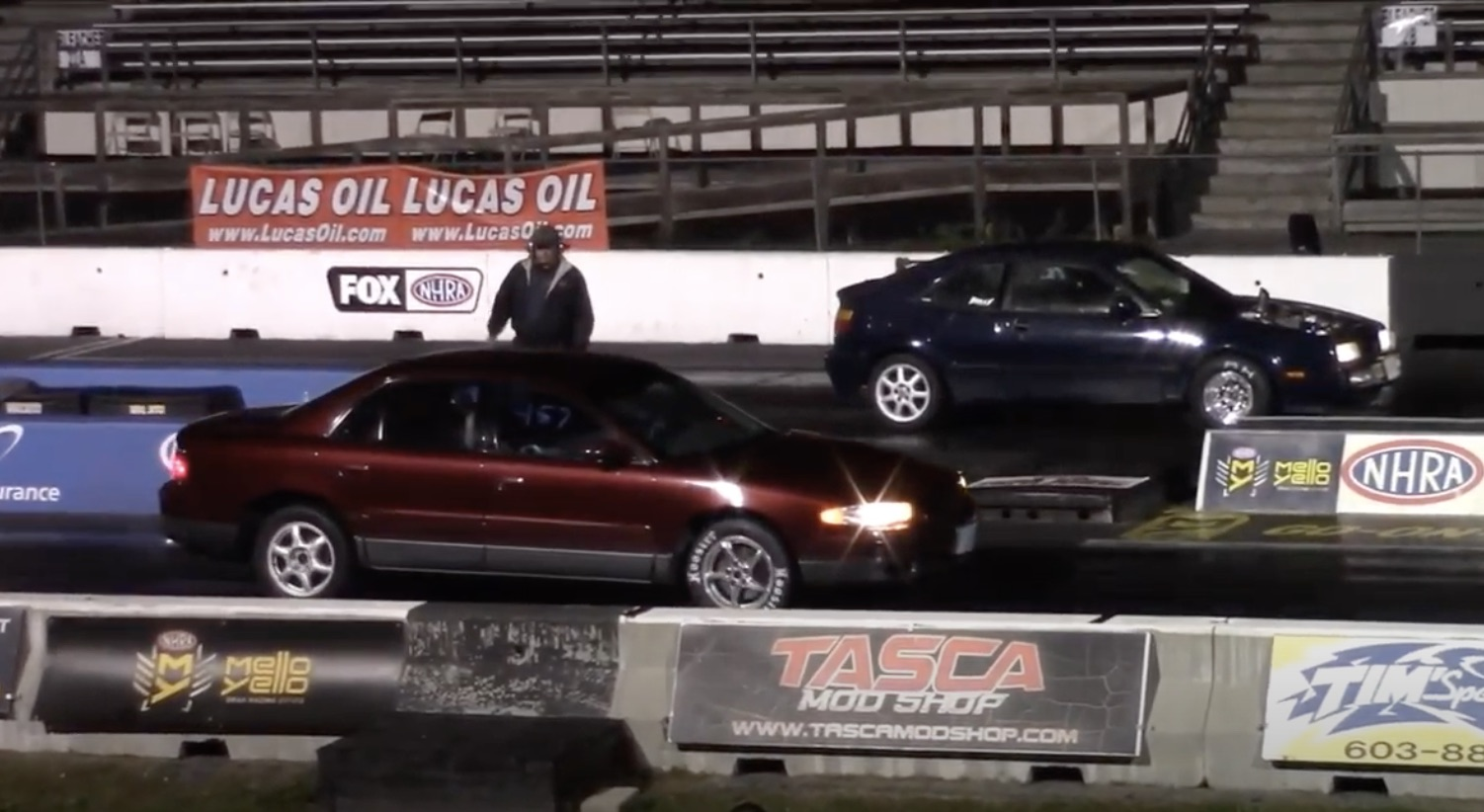 Great Sleeper: A Buick Regal GS Laying Down Twelves On A Tune Night