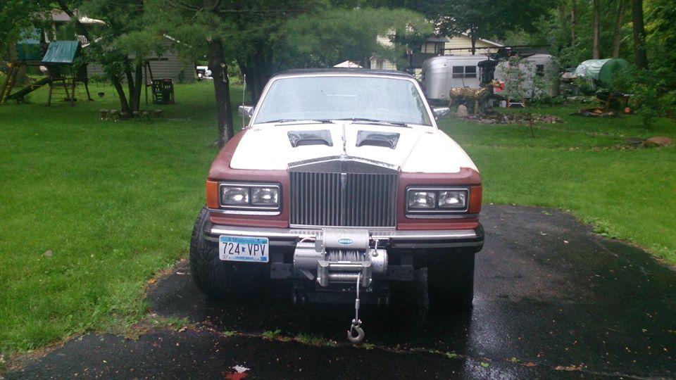 "The ""WTF?!"" Files: 1981 Rolls-Royce Silver Spur Trar – Luxury Wheeling!"