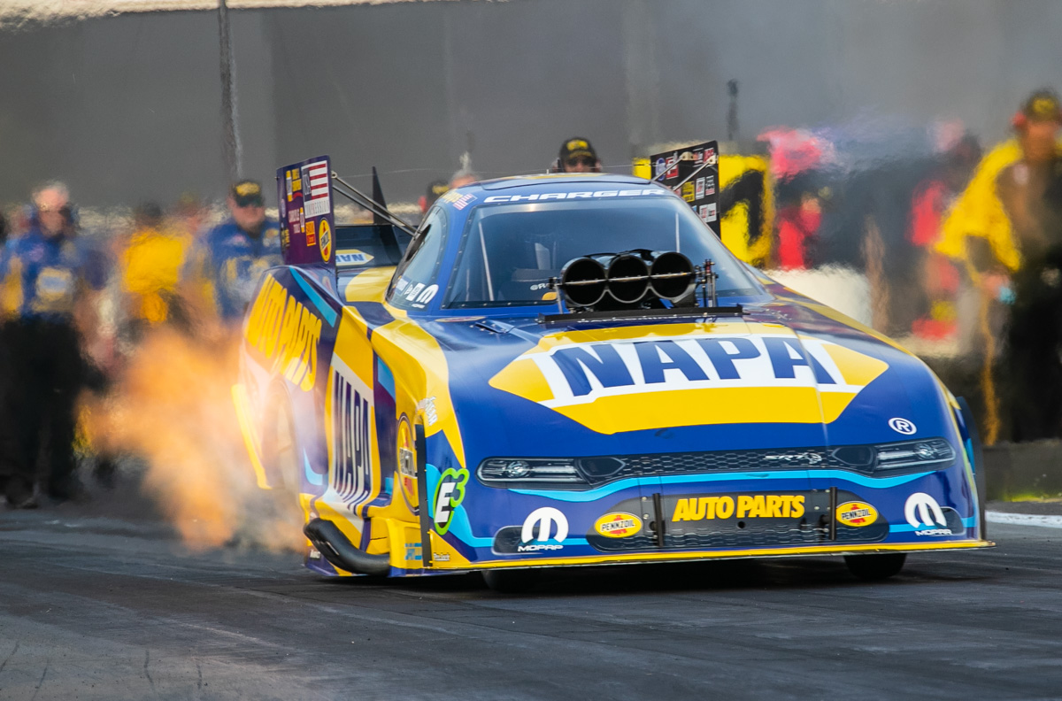 Not Done Yet: NHRA Source Claims Series Could See Up To Eight Races Following US Nationals