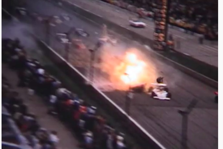 Indy 500 History Video: The Incredible Salt Walther Wreck During The Ill-Fated 1973 Indy 500