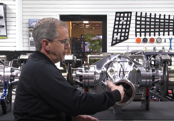 What Is A Rear Driveshaft Enclosure, And Why Do I Need One? Tim McAmis Explains How It Works, Why, And How They Build Their's.